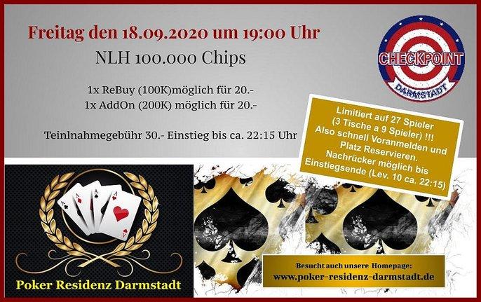 Poker Darmstadt